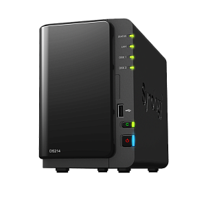 Synology DS - Disk Station